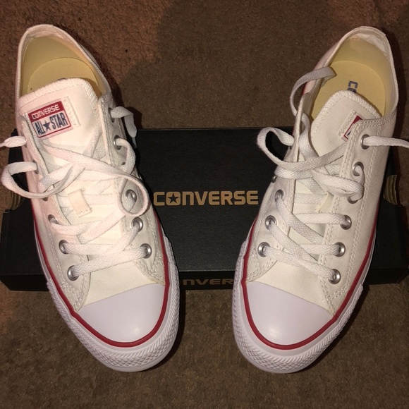 17131a3e581f Converse Shoes - Women s All White Converse All Star 👟